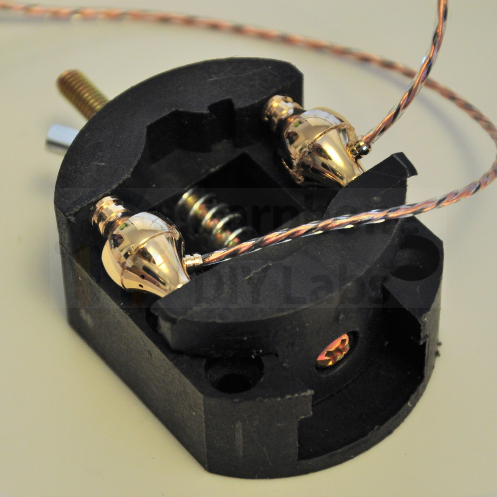 Aladdin's lamp Gold Plated Copper for 10mm driver unit