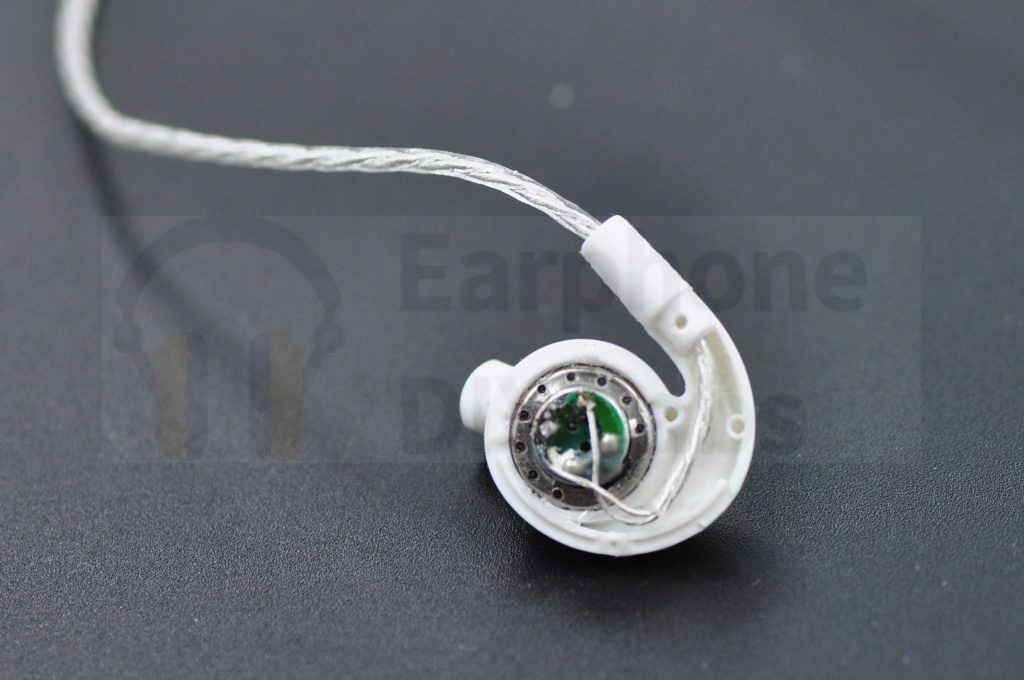Taichi, Sound Isolation Sport Earphone with IE80 Dynamic Drivers
