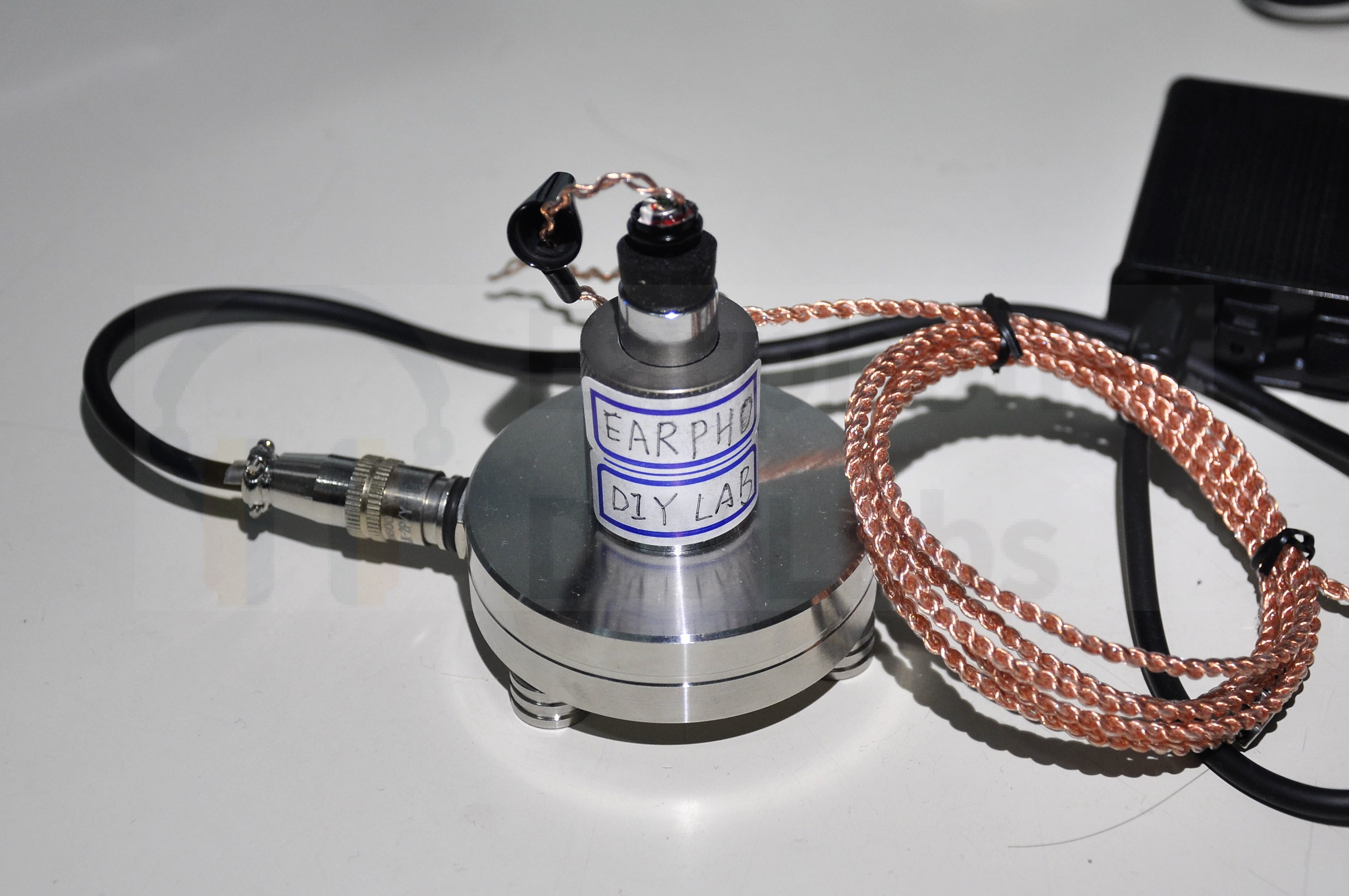 7.8mm Ultra Low THD Titanium Driver Unit