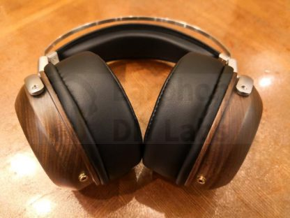Walnut wooden headphone shell B9
